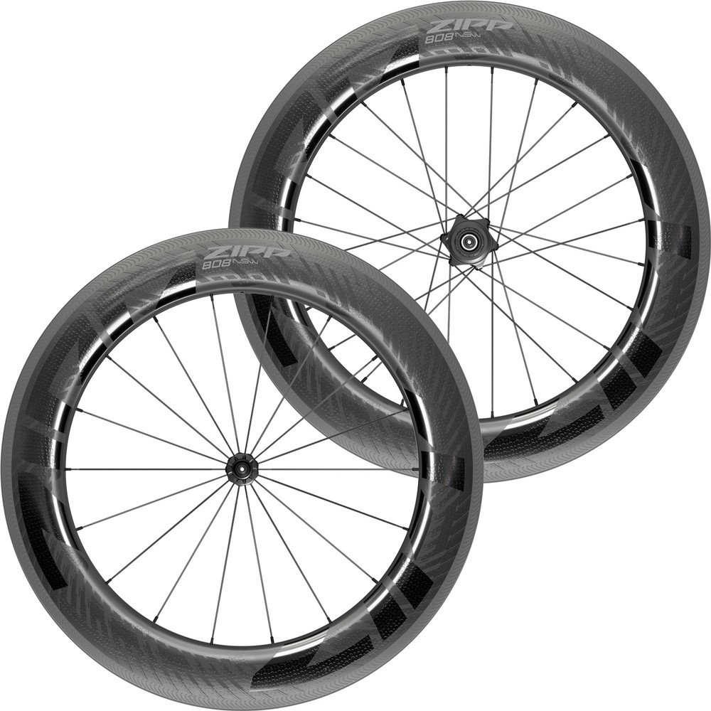 Zipp 808 NSW Carbon Tubeless Clincher Wheelset