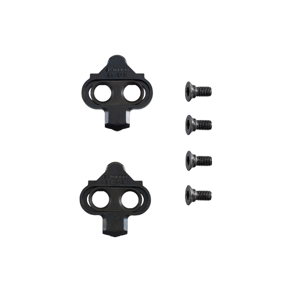 Shimano SH51 Single Release SPD Cleats For MTB