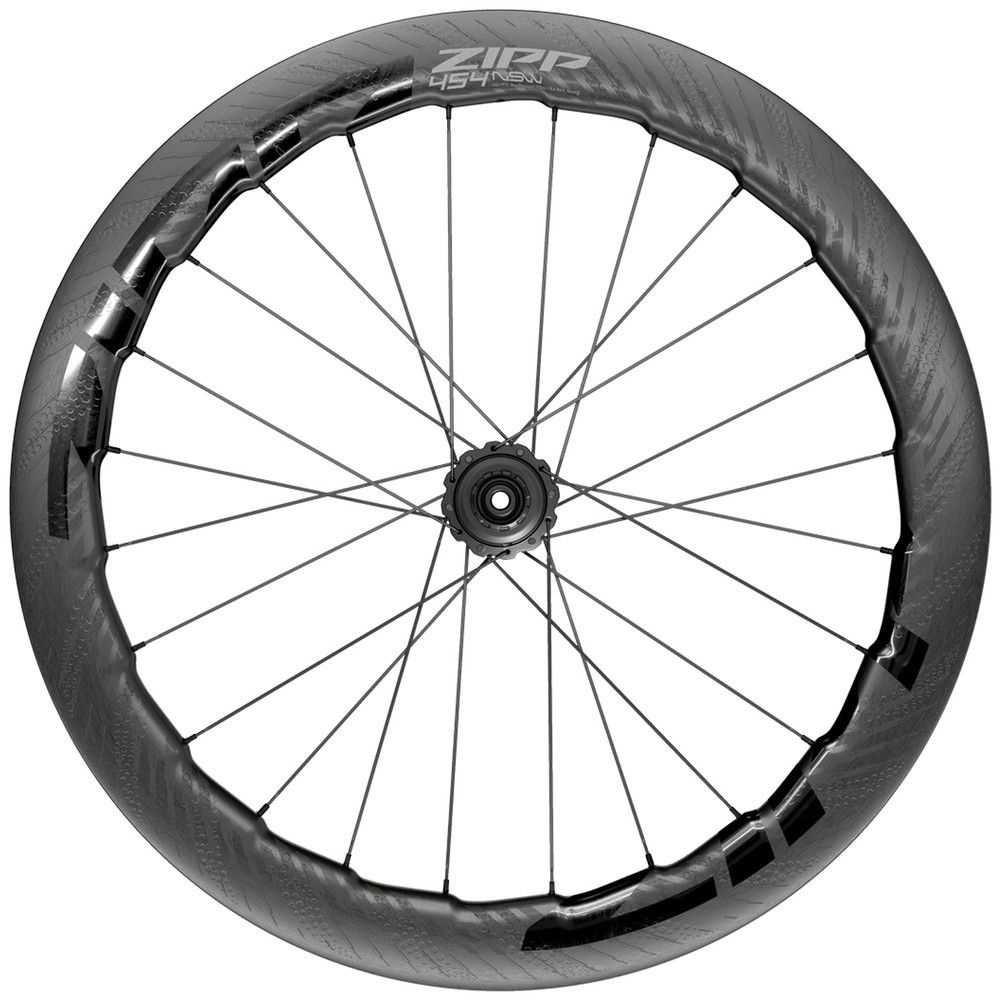 Zipp 454 NSW Carbon Tubeless Disc Brake Rear Wheel