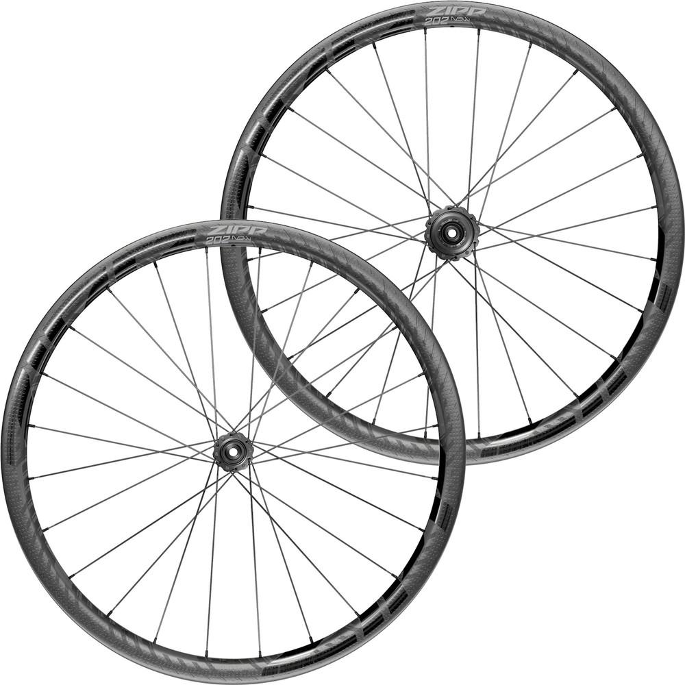 Zipp 202 NSW Carbon Tubeless Disc Brake Wheelset