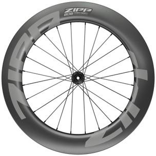 Zipp 808 Firecrest Carbon Tubeless Disc Brake Front Wheel
