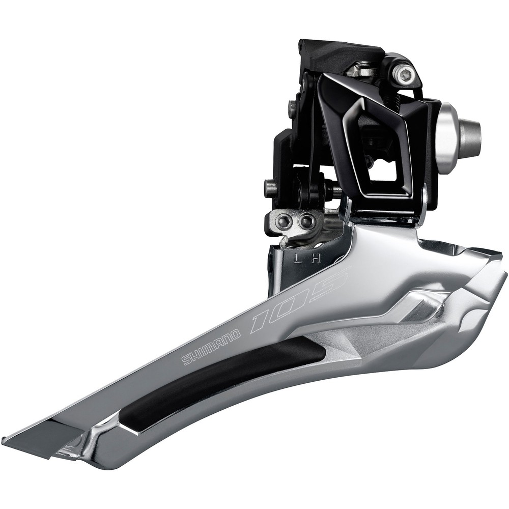 Shimano 105 R7000 Double 11-Speed Front Derailleur, Braze-On