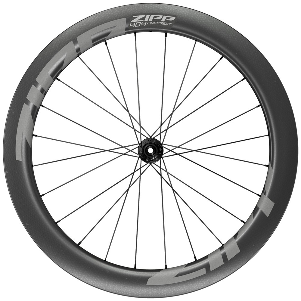 Zipp 404 Firecrest Carbon Tubeless Disc Brake Front Wheel