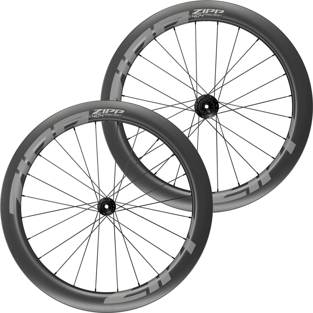 Zipp 404 Firecrest Carbon Tubeless Disc Brake Wheelset