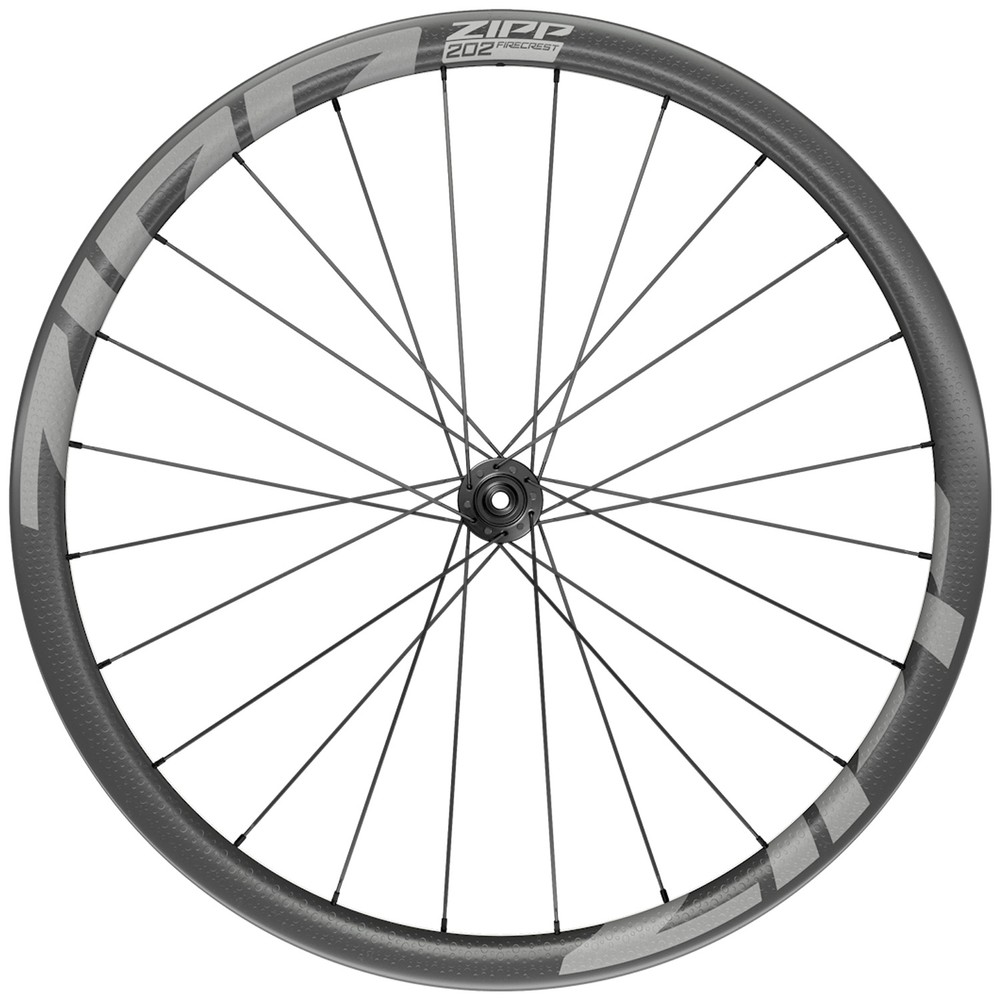 Zipp 202 Firecrest Carbon Tubeless Disc Brake Front Wheel