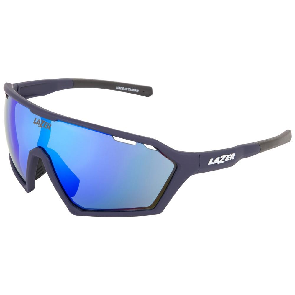 Lazer Walter Blue Sunglasses With Smoke Lens