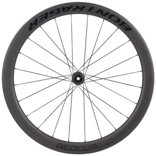 Bontrager Aeolus Elite 50 Disc Clincher Front Wheel