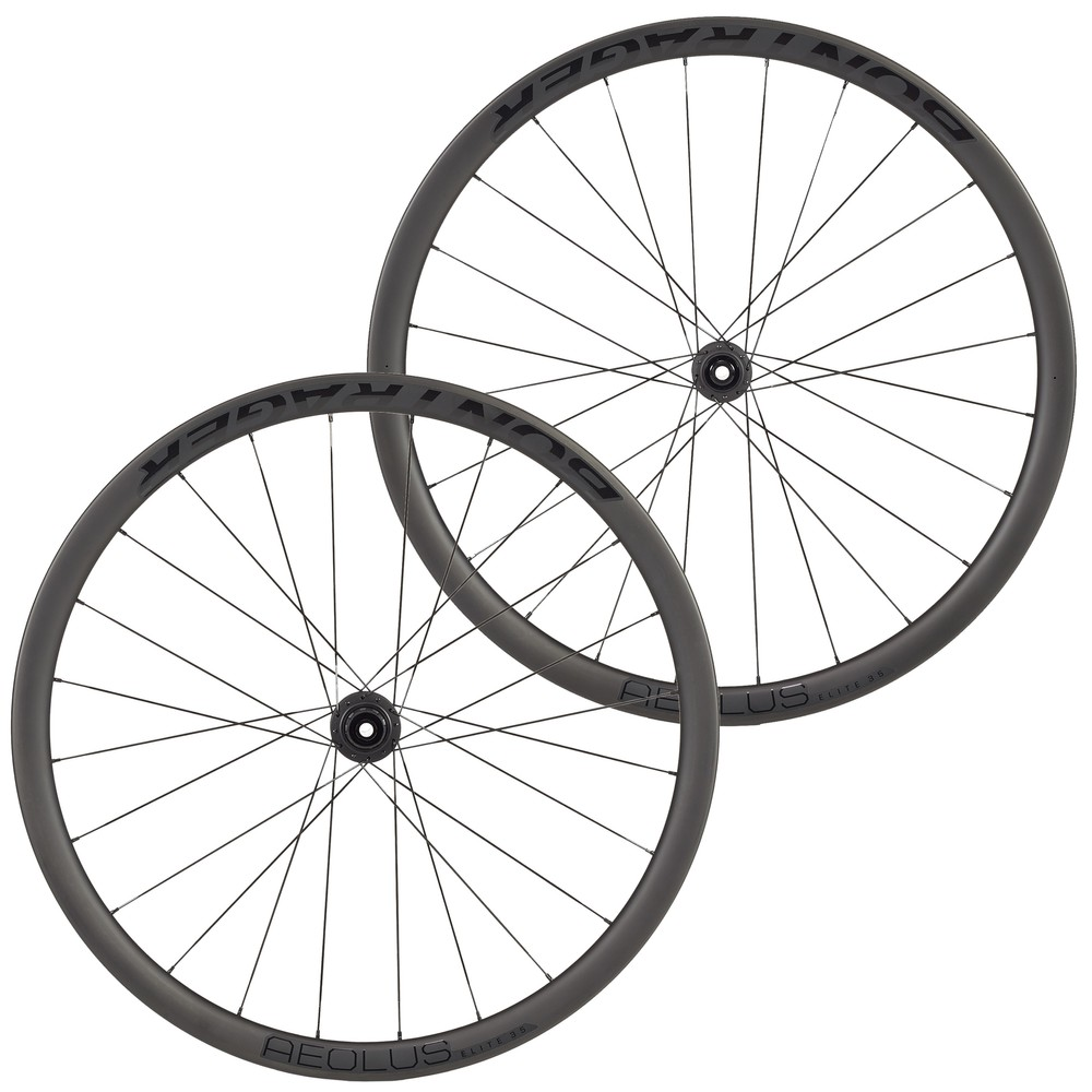 Bontrager Aeolus Elite 35 Disc Clincher Wheelset