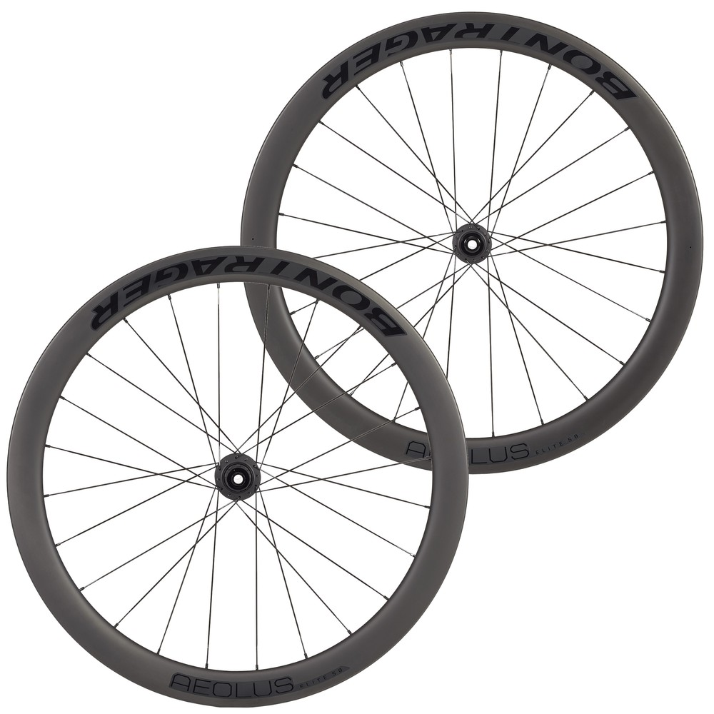 Bontrager Aeolus Elite 50 Disc Clincher Wheelset
