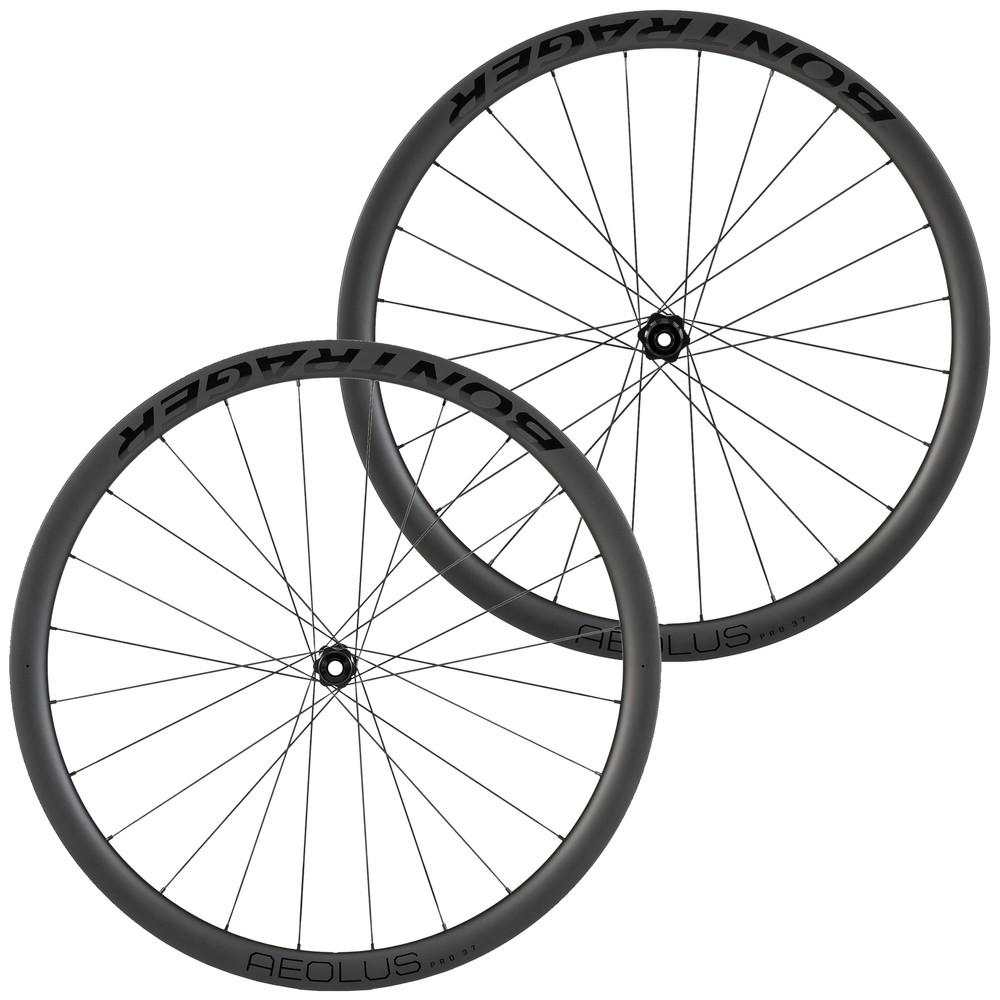 Bontrager Aeolus Pro 37 Disc Clincher Wheelset