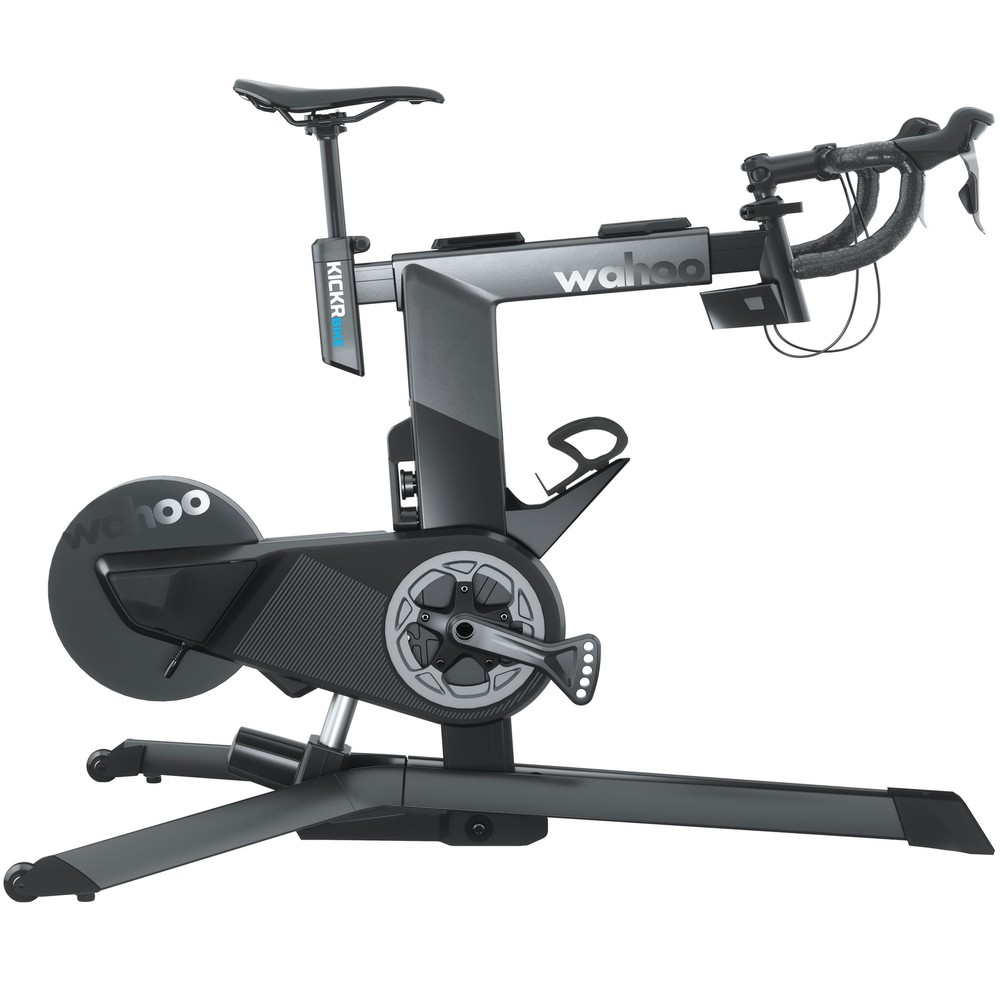 Wahoo KICKR BIKE Indoor Smart Bike And Trainer