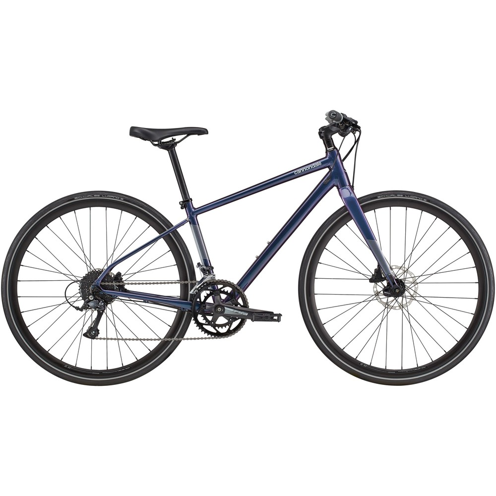 Cannondale Quick Disc 2 Womens Disc Hybrid Bike 2021