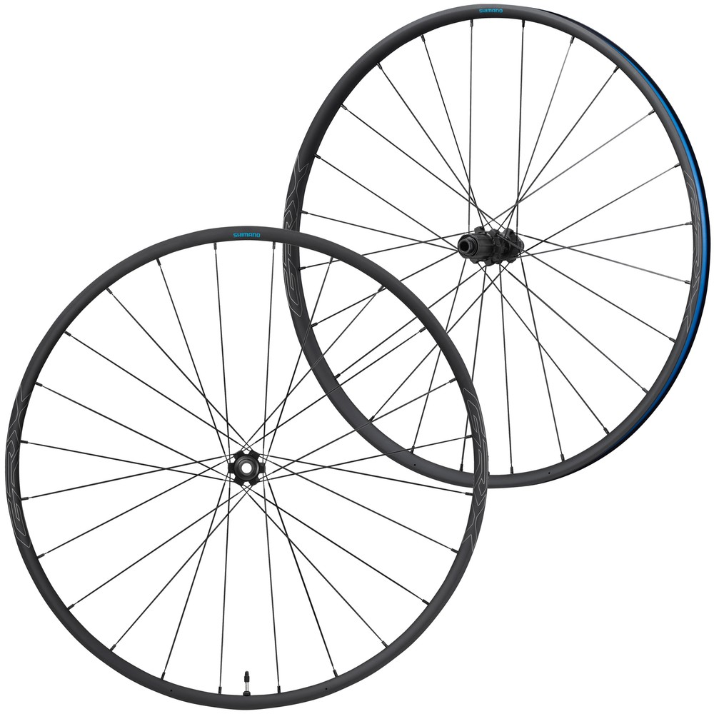 Shimano WH-RX570 GRX 650b Tubeless Disc Clincher Wheelset