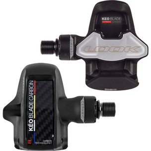 Look Keo Blade Carbon Ceramic Cromo Road Pedals
