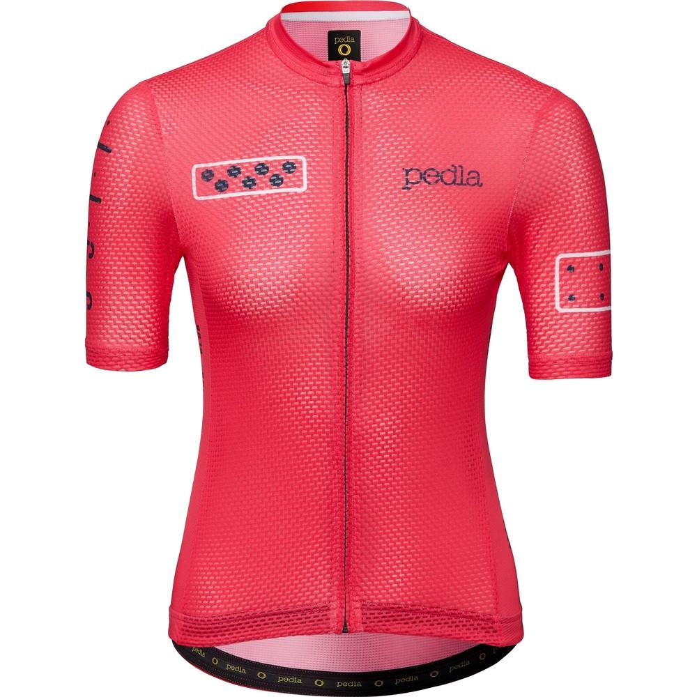 Pedla Team Climba Womens Short Sleeve Jersey