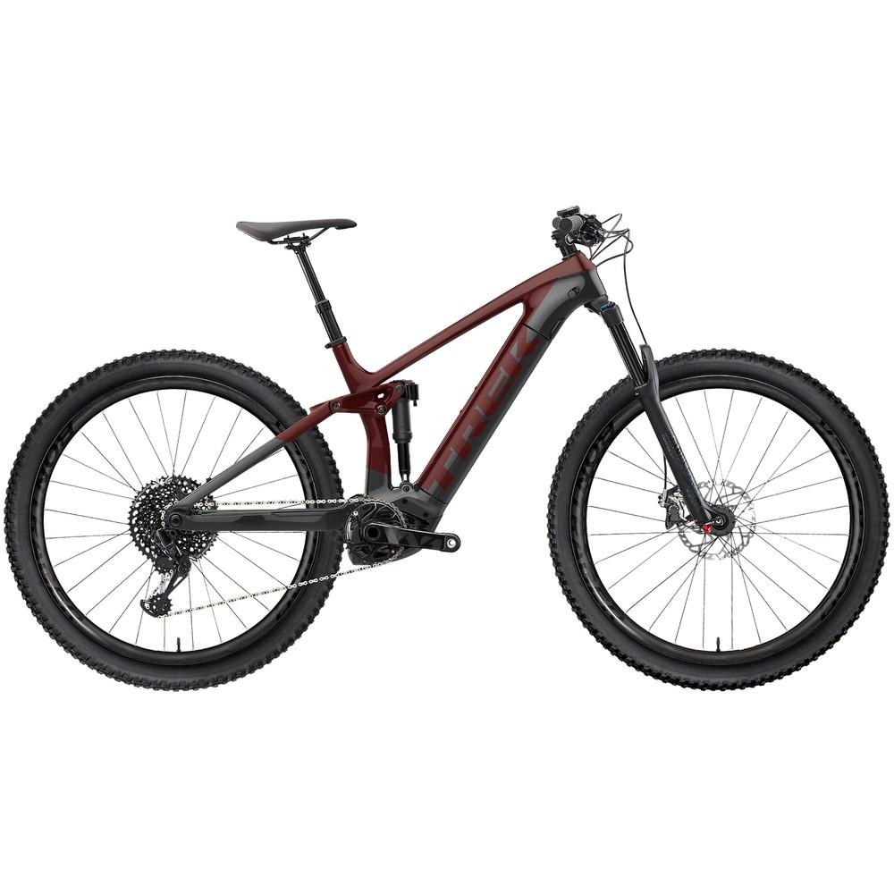 Trek Rail 9.9 X01 Electric Mountain Bike 2021