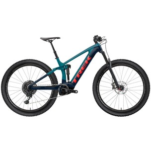 Trek Rail 9.9 X01 Electric Mountain Bike 2021