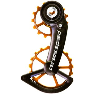 CeramicSpeed OSPW System Coated SRAM RED/Force AXS Orange Ltd Edition