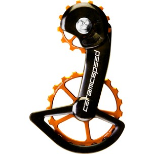 CeramicSpeed OSPW Coated Dura-Ace/Ultegra Orange Ltd Edition