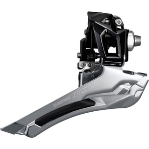 Shimano 105 R7000 Double 11-Speed Front Derailleur, Band-On