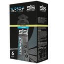 Science In Sport Turbo+ Energy Gel Multipack Box Of 6 X 60ml