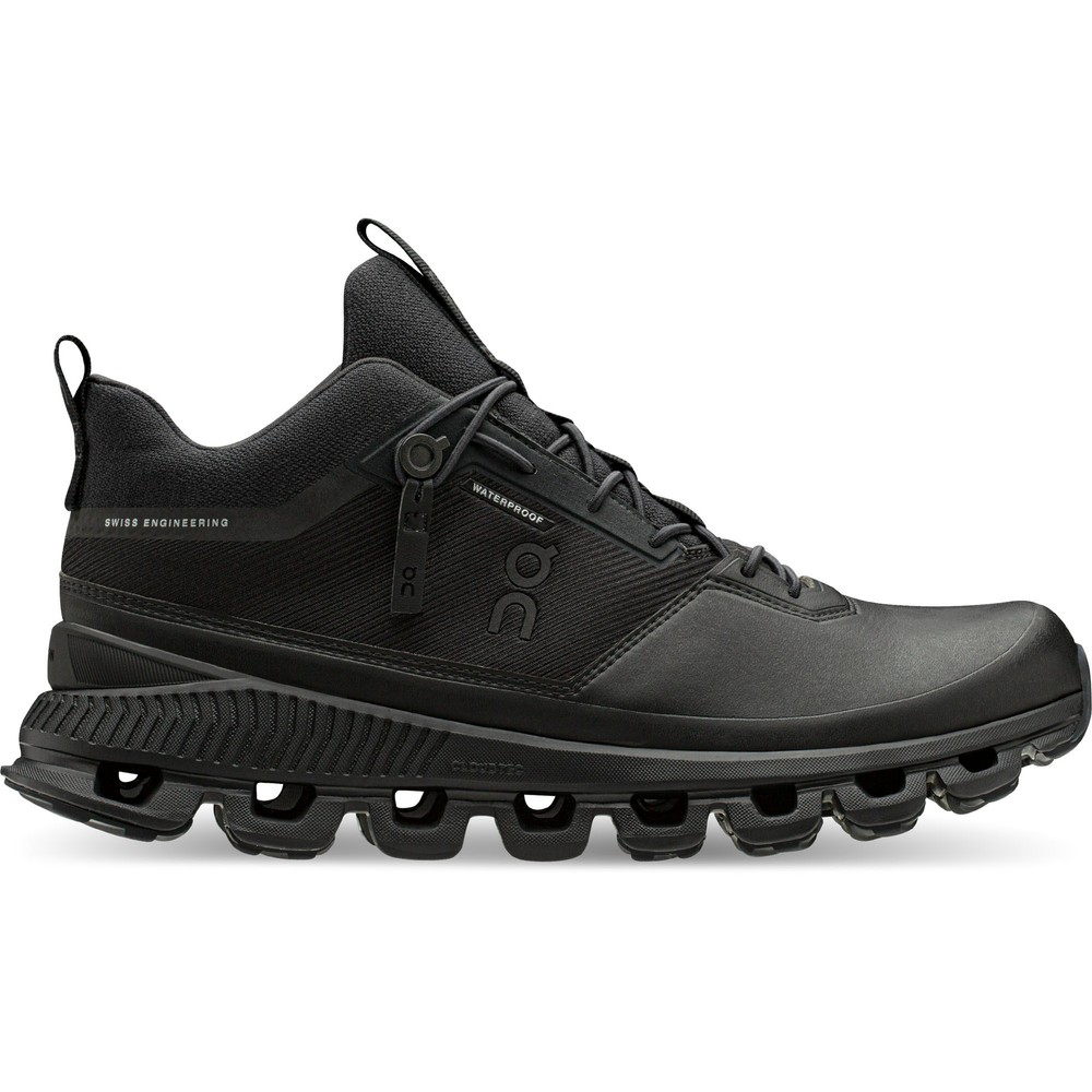 On Running Cloud Hi Waterproof Shoes