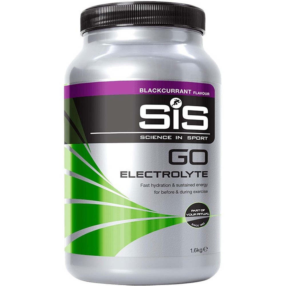 Science In Sport GO Electrolyte Powder 1.6Kg