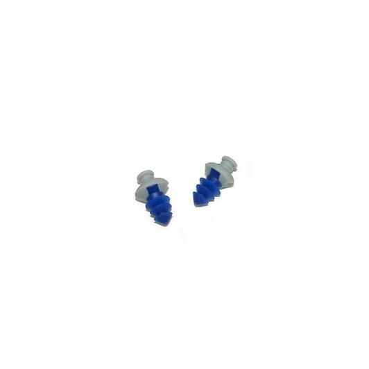 Aqua Sphere Silicone Ear Plugs Navy