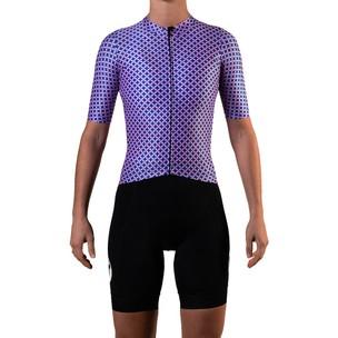 Black Sheep Cycling Tokyo LTD Star Womens Short Sleeve Jersey