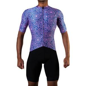Black Sheep Cycling Tokyo LTD Wave Short Sleeve Jersey