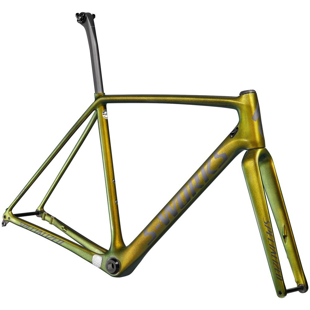 Specialized S-Works Crux Cyclocross Frameset 2021