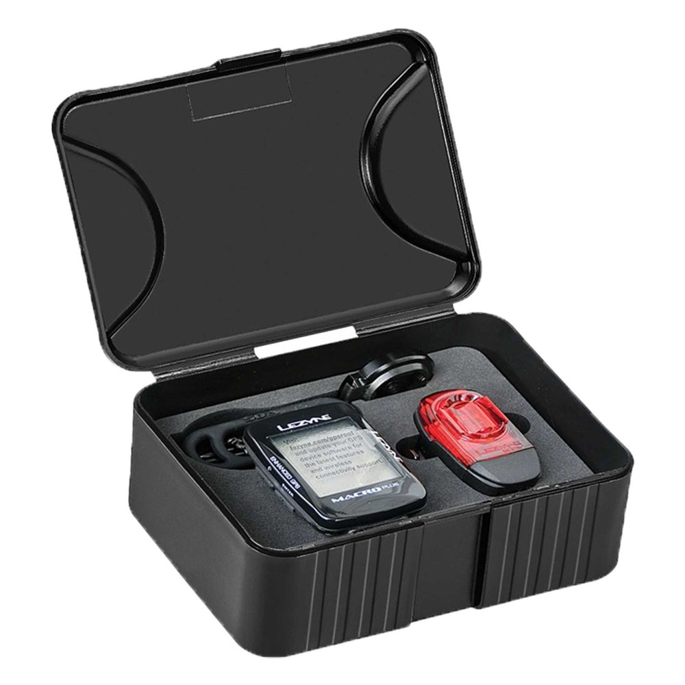 Lezyne Super Pro GPS HRSC Loaded Bundle
