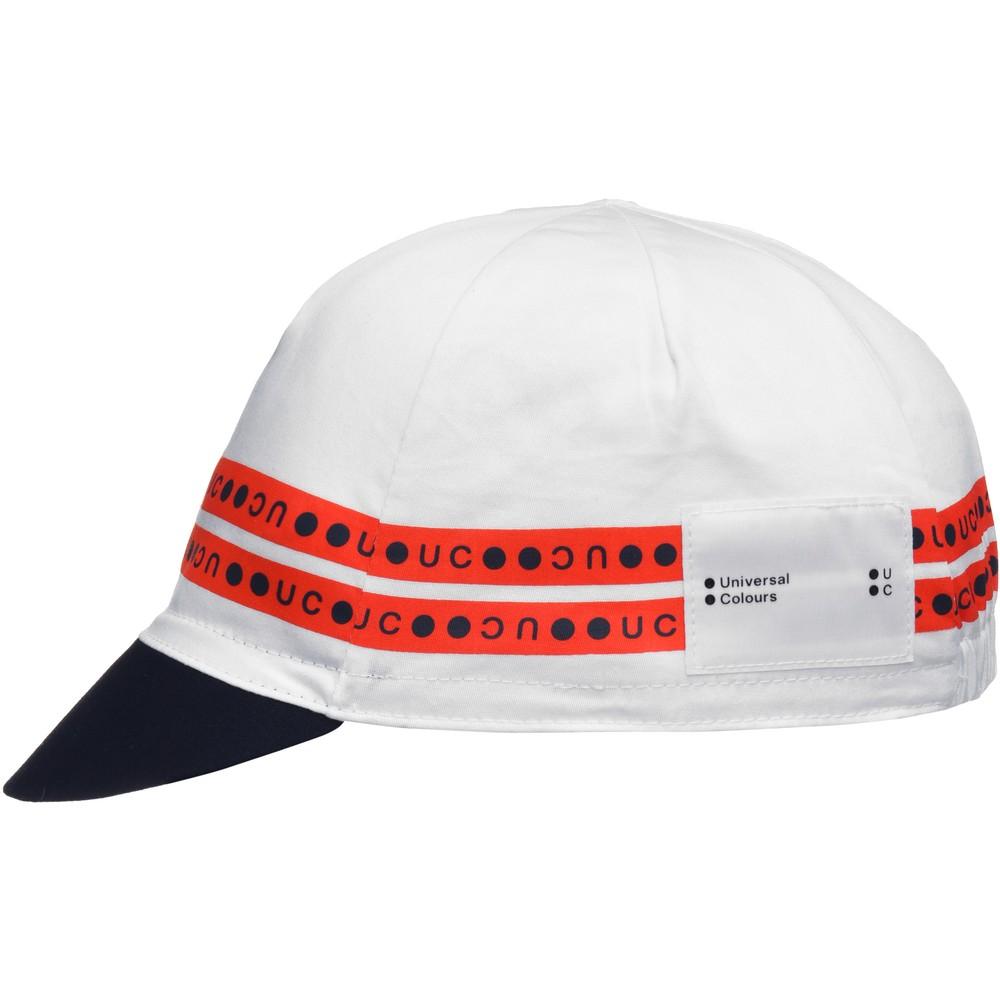 Universal Colours Mono Cotton Cycling Cap