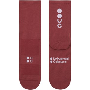 Universal Colours Mono Summer Cycling Socks