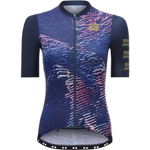 Sigma Sports X Universal Colours Spectrum Womens Short Sleeve Jersey