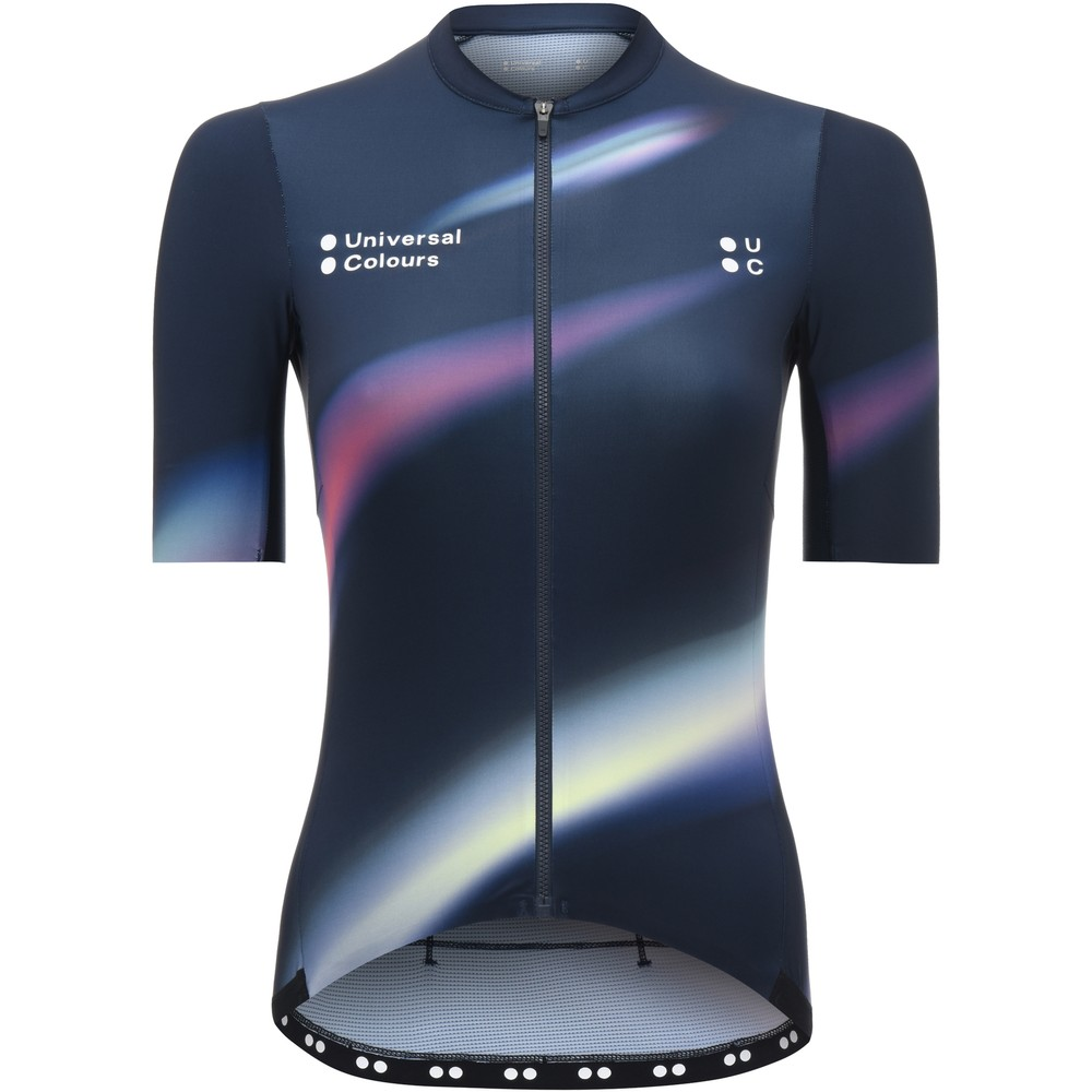 Universal Colours Spectrum Womens Short Sleeve Jersey