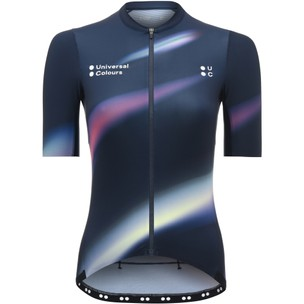 Universal Colours Spectrum Womens Short Sleeve Jersey