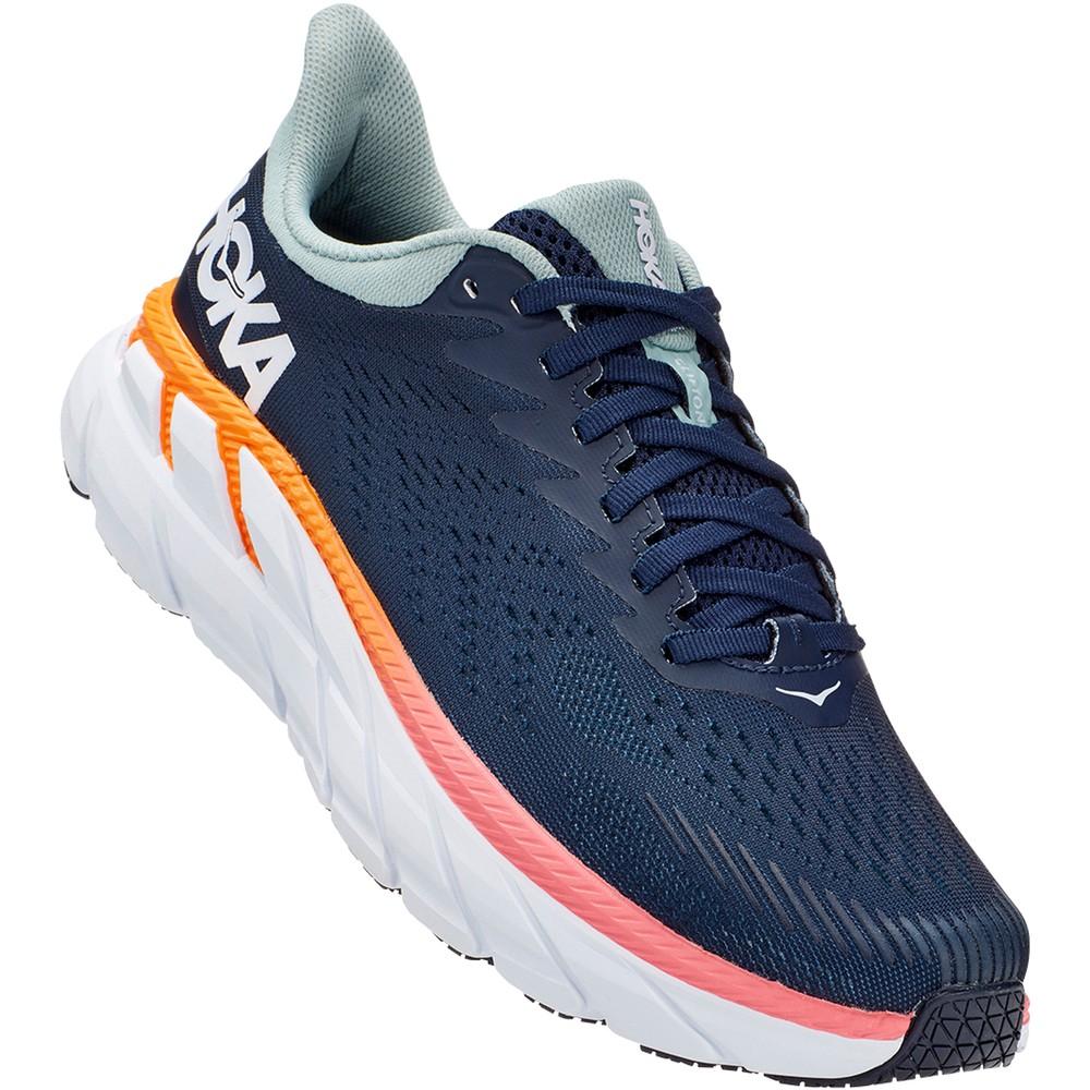 HOKA ONE ONE Clifton 7 Womens Running Shoes