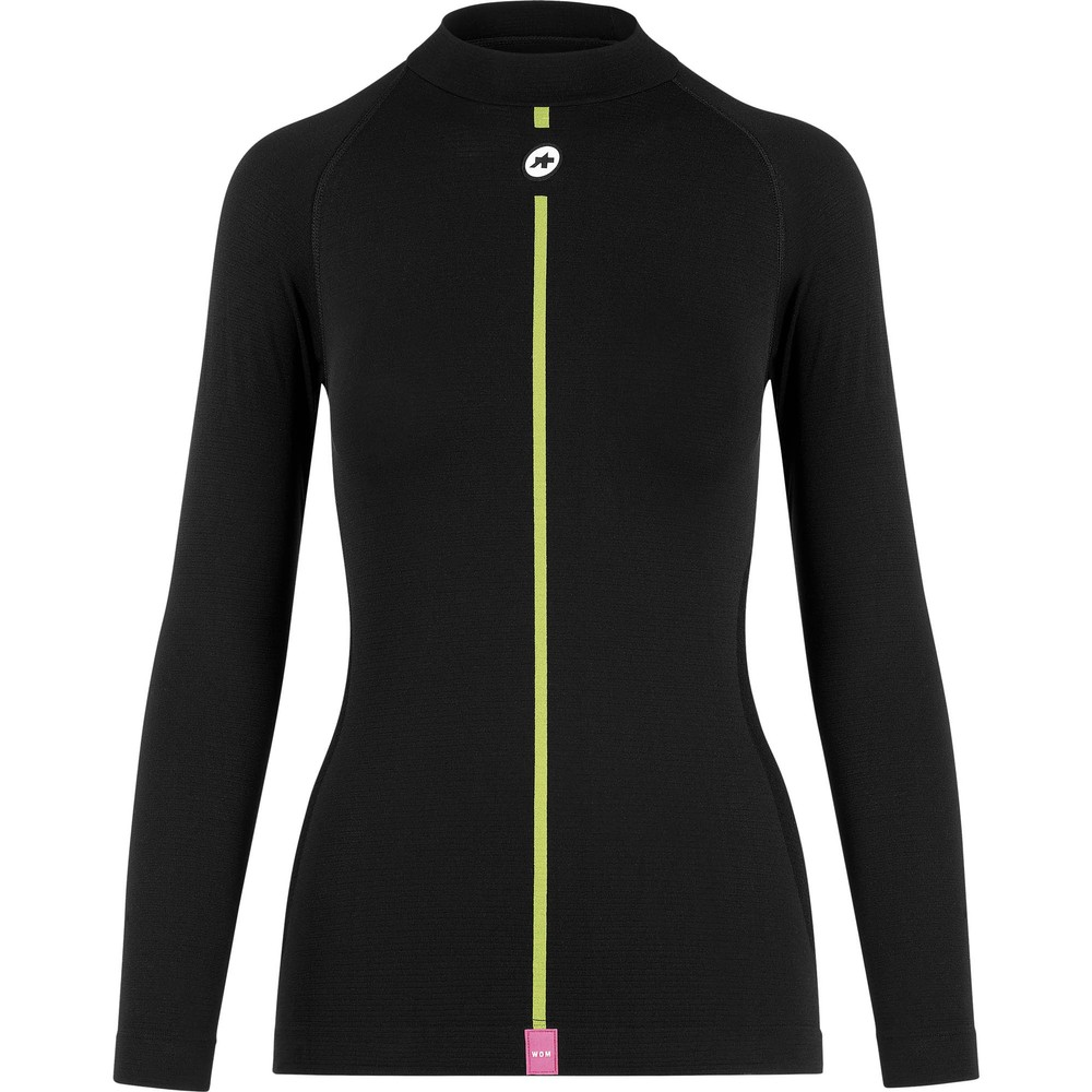 Assos Spring Fall Skin Womens Long Sleeve Base Layer