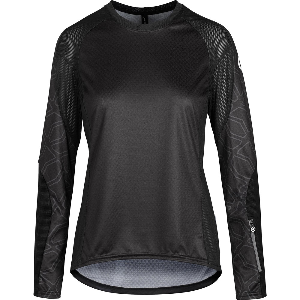 Assos Trail Womens Long Sleeve Jersey