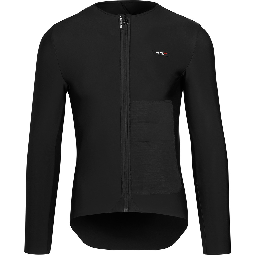 Assos Equipe RS Winter Mid Layer Long Sleeve Jersey