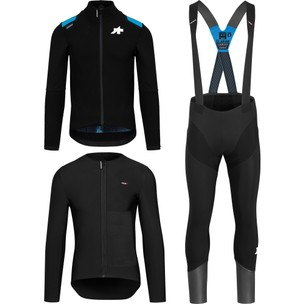 Assos Equipe RS Winter Clothing Bundle