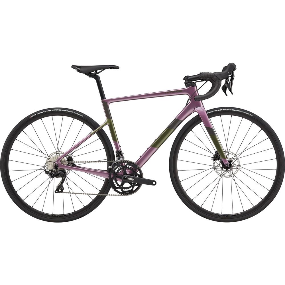 Cannondale SuperSix EVO 105 Disc Womens Road Bike 2021