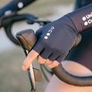 Universal Colours Mono Short Finger Gloves