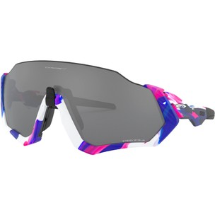 Oakley Kokoro Collection Flight Jacket Sunglasses With Prizm Black Lens