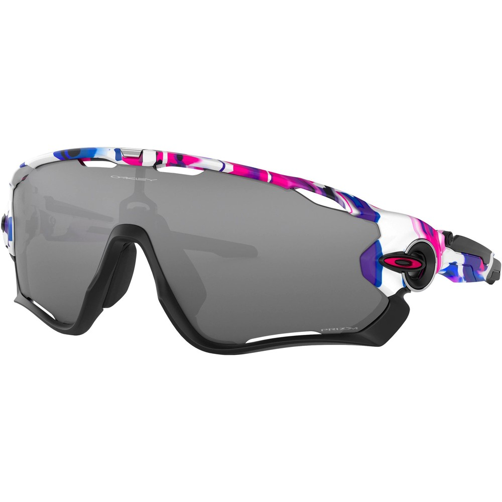 Oakley Kokoro Collection Jawbreaker Sunglasses With Prizm Black Lens