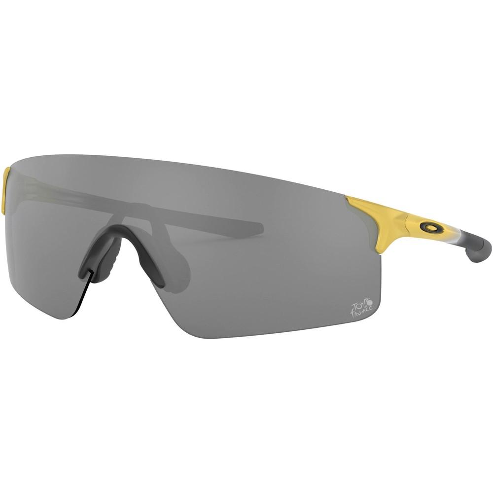 Oakley TdF Collection EVZero Blades Sunglasses With Prizm Black Lens