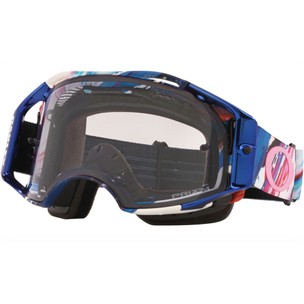 Oakley Kokoro Collection Airbrake MTB Goggles With Prizm Low Light Lens