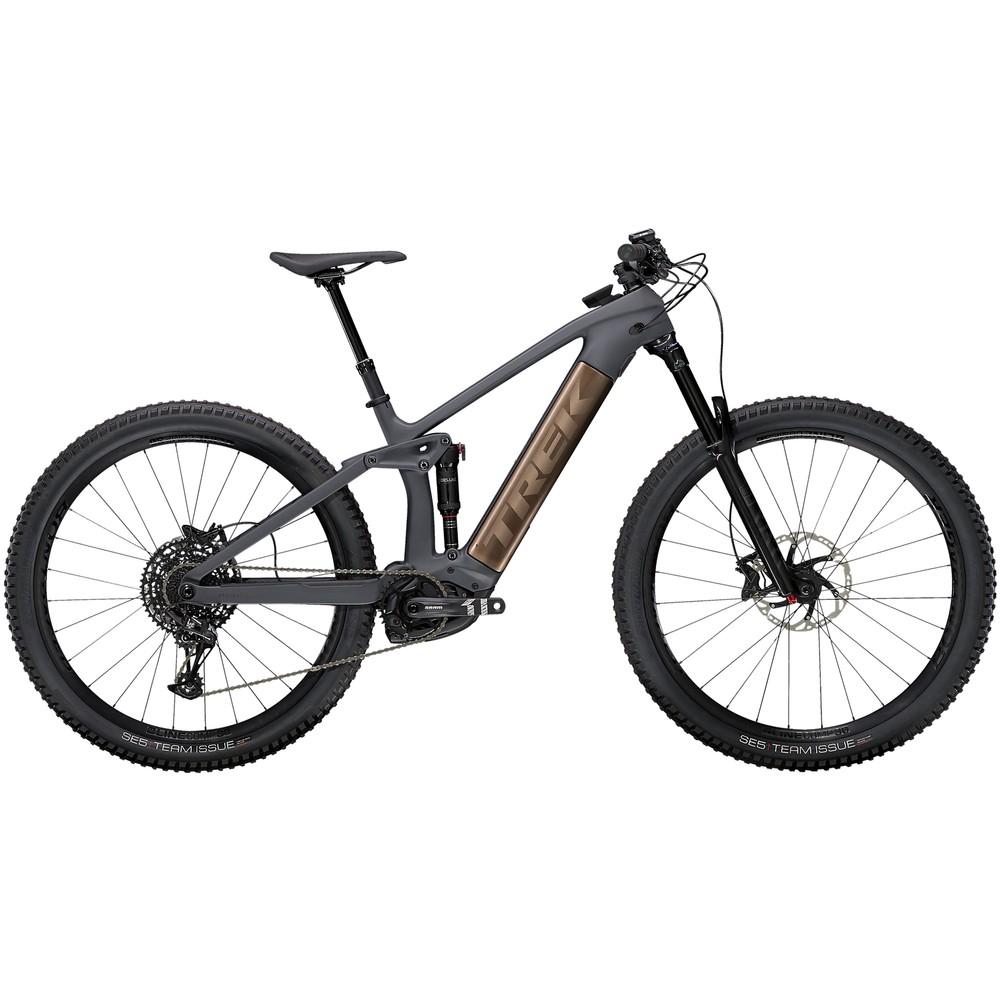 Trek Rail 9.7 NX Electric Mountain Bike 2021