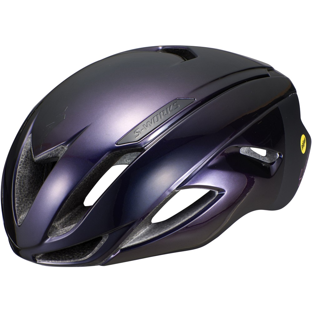 Specialized Sagan Collection S-Works Evade II MIPS Helmet With ANGi